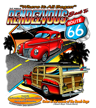 2015 Rendezvous Back to Route 66